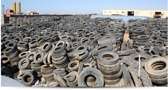 Tire Recycling | Feasibility Studies | Asphalt Rubber Consulting