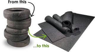 Tire Recycling Feasibility Studies Asphalt Rubber